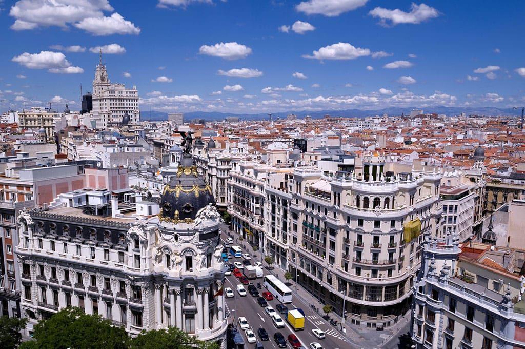 Trasloco da Vicenza a Madrid
